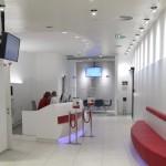 Lounge Austrian Airline Vienna