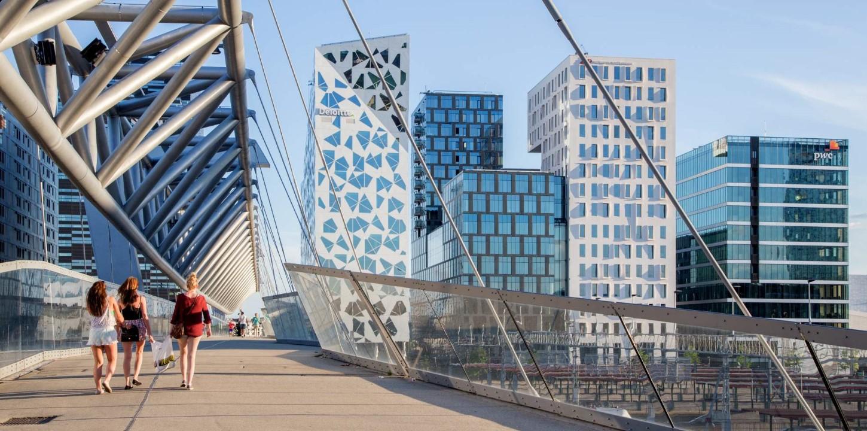 Oslo is the new trendy city in north businesstrip for Designhotel oslo